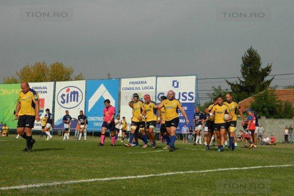 Sustinem echipa de rugby RCM MVT Timisoara